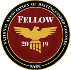 National Association of Distinguished Counsel 2019 Fellow