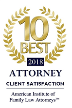 2018 10 Best Attorney Client Satisfaction